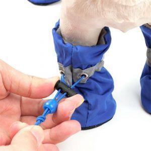 Pet Dog shoes Waterproof chihuahua Anti-slip boots zapatos para perro puppy cat socks botas sapato para cachorro chaussure chien