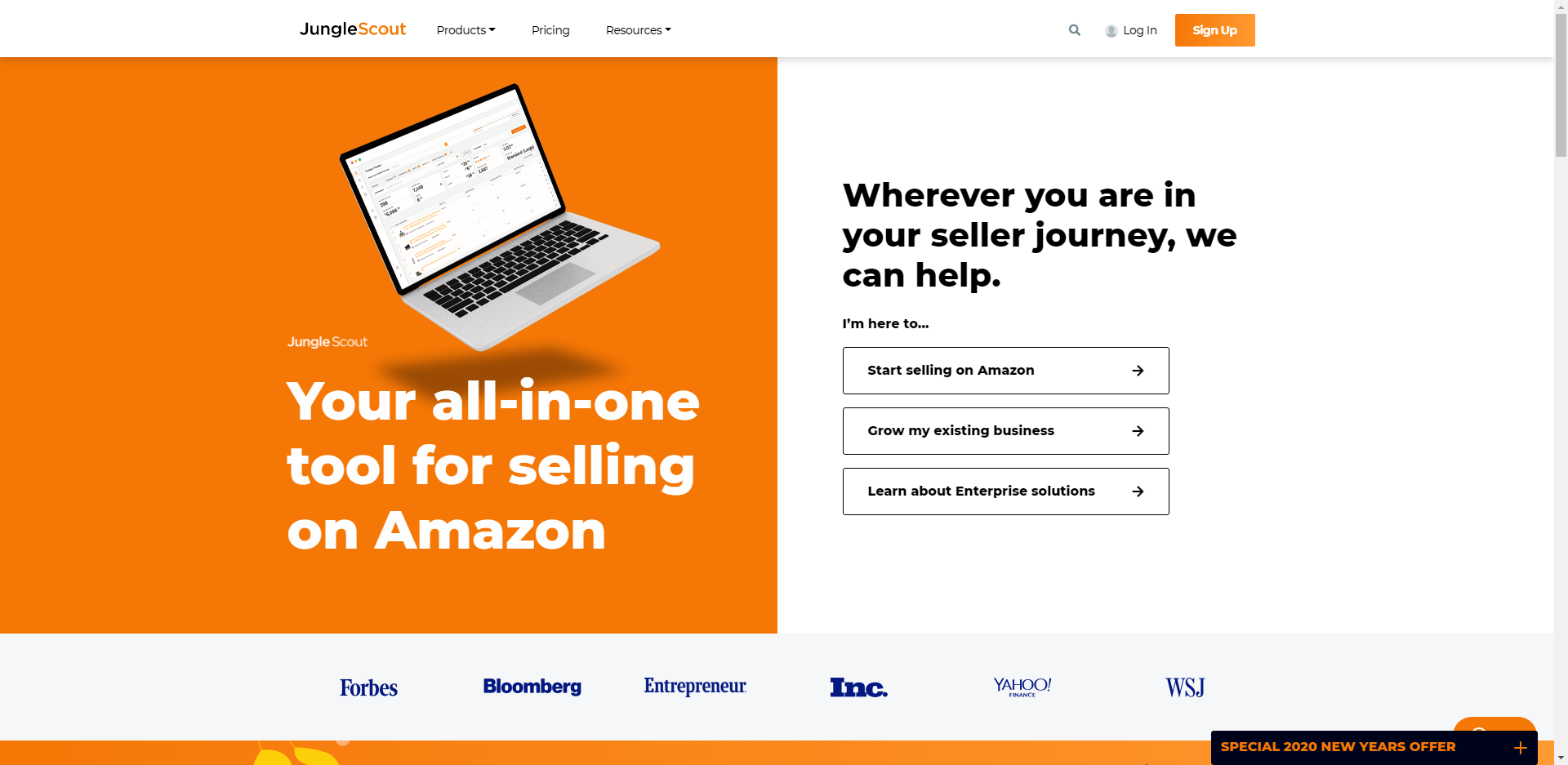 Junglescout_best_dropshipping_tools