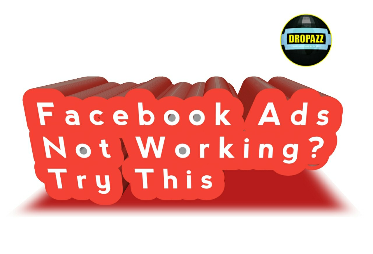 Dropshippers' Guide: Facebook Ads Not Working? Try This