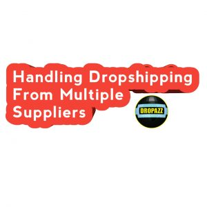 Handling Dropshipping From Multiple Suppliers — A Must Know