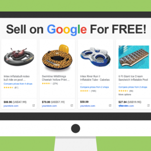 How To List Your Dropshipping Products On Google Shopping For Free