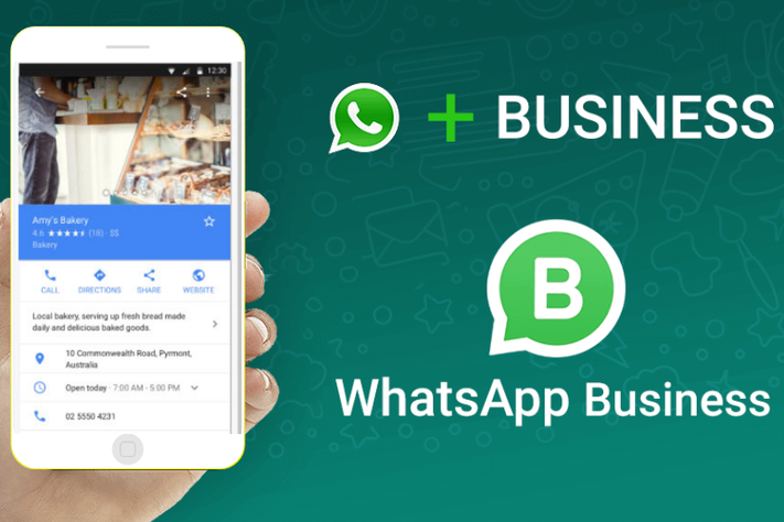 E-commerce — Introducing WhatsApp Business For Marketing