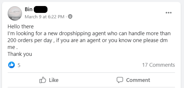 dropshipping_agents_question_facebook